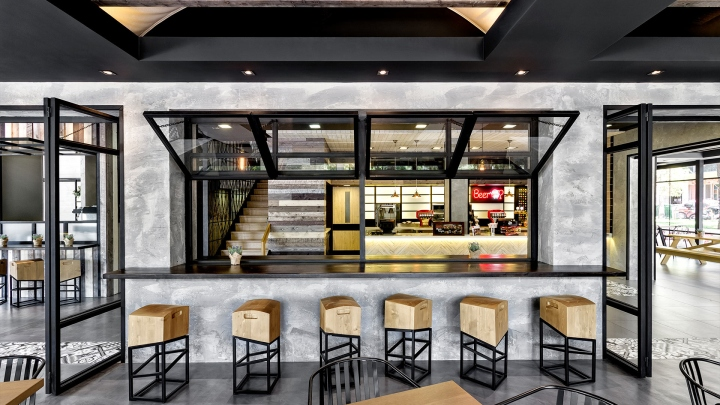 187 Goody S Burger House By Chadios Associates Athens Greece
