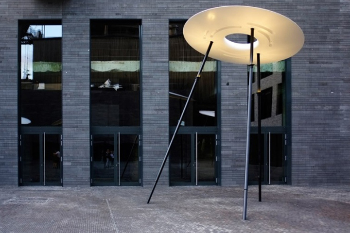 » Guddevol Street Lights by Ingo Maurer