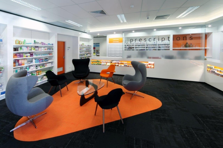 Joondalup Pharmacy By Masterplanners Interiors Perth Australia