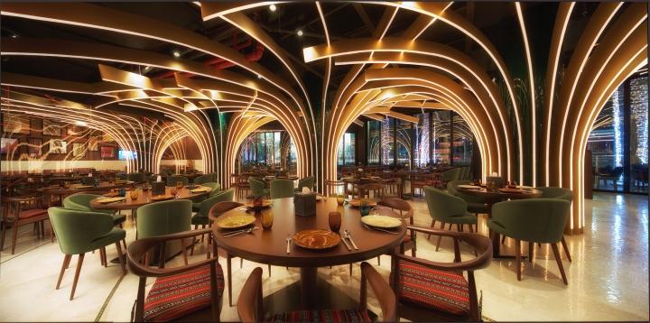 Karamna Alkhaleej Restaurant By 4SPACE UAE Dubai Retail