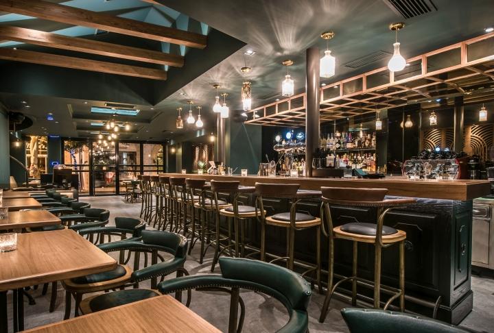 Le bistro café bar by manousos leontarakis accosiates