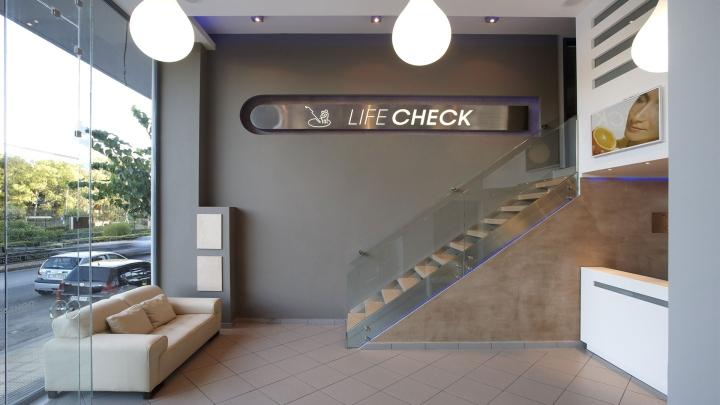 187 Life Check Diagnostic Center By Lefteris Tsikandilakis