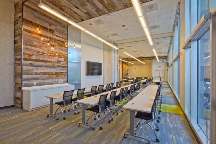 Lifelock Offices By Rsp Architects Tempe Arizona