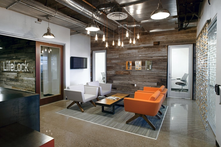 187 Lifelock Offices By Rsp Architects Tempe Arizona