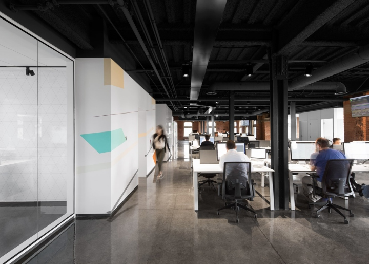 Lightspeed Headquarters By Acdf Architecture Montreal