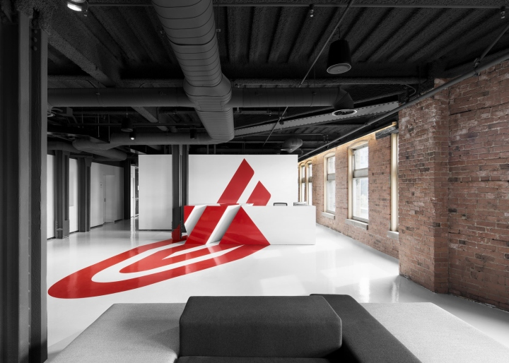 187 Lightspeed Headquarters By Acdf Architecture Montreal