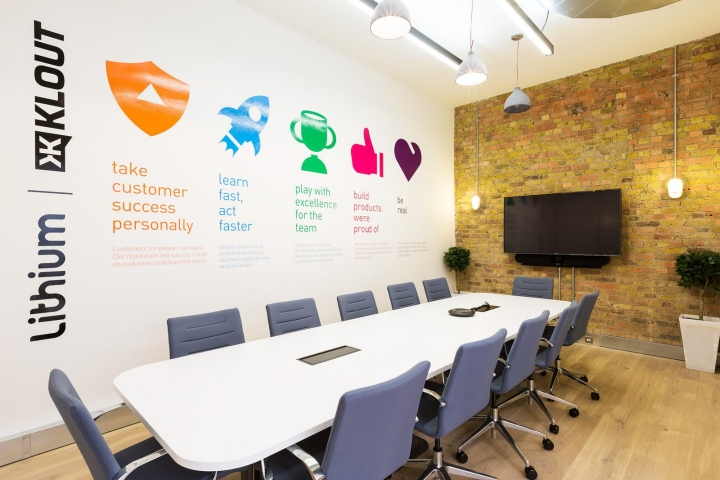 offices by thirdway interiors london uk retail design blog