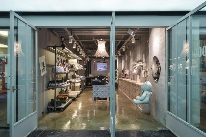 187 Louisdog Boutique By Gongsang Planet Seoul South Korea