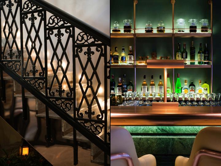 Louise Restaurant By Beliz Gorgul Interiors Ankara Turkey