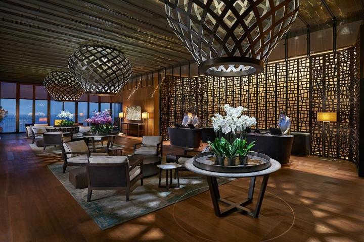 Mandarin Oriental Resort By Antonio Citterio Patricia Viel