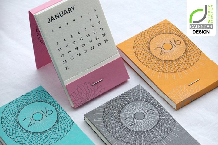 Calendar Cover Design Ideas : Calendar design matchbook by inkello
