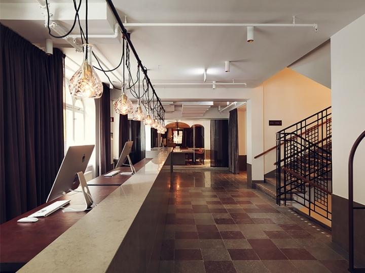 miss clara hotel stockholm sweden retail design blog. Black Bedroom Furniture Sets. Home Design Ideas