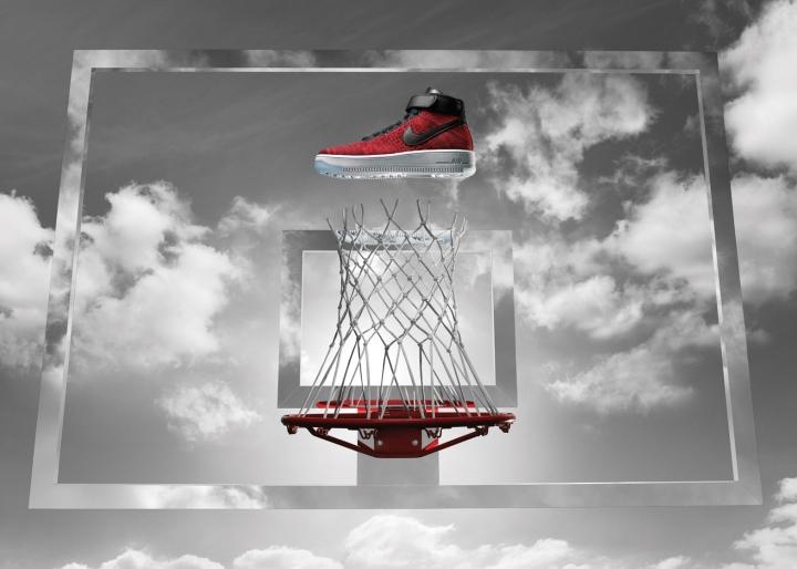 Nike Air Force 1 Ultra Flyknit Retail Design Blog