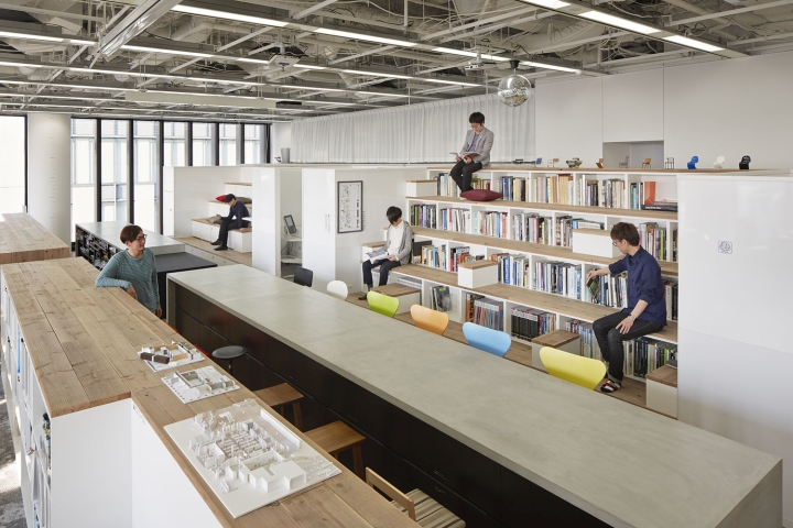nikken space design office osaka japan retail design blog