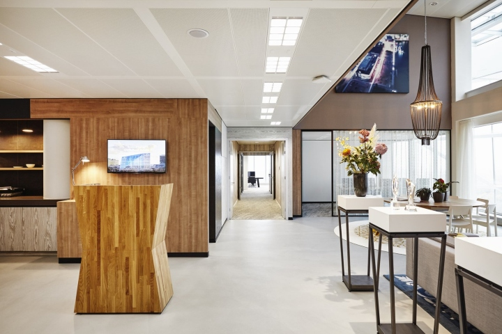 OVG Real Estate Offices by DDOCK Amsterdam Netherlands