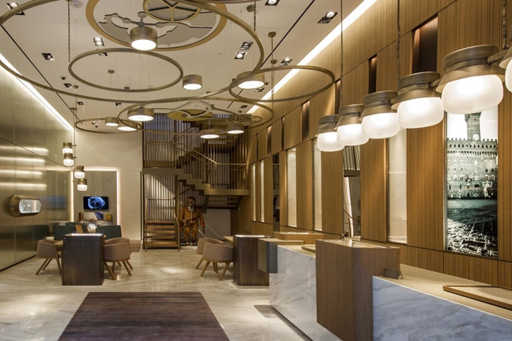 The Panerai Boutique Is Situated In Heart Of Miami Design District An Area City Which Has Recently Been Transformed Into Exclusive Luxury
