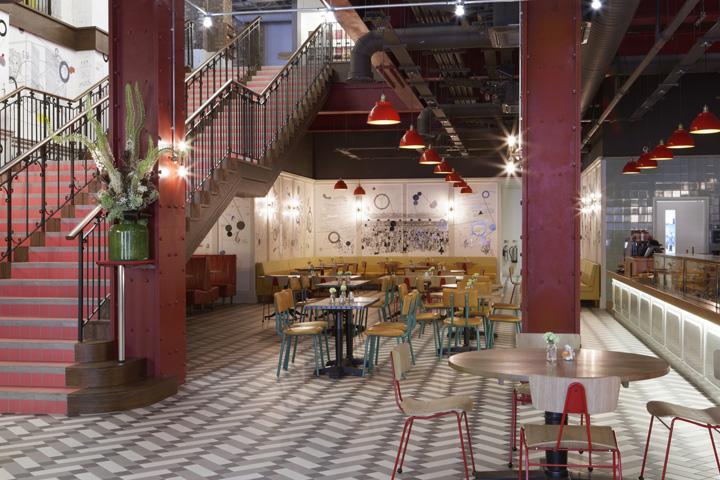 Picturehouse central by martin brudnizki design studio for Interior designers central london