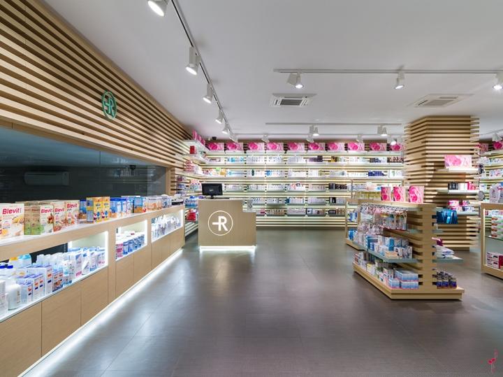 Rosario Pharmacy by Marketing-Jazz, Madrid – Spain