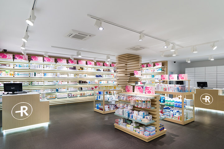Pharmacy Design Ideas rosario pharmacy by marketing jazz madrid spain Rosario Pharmacy By Marketing Jazz Madrid Spain