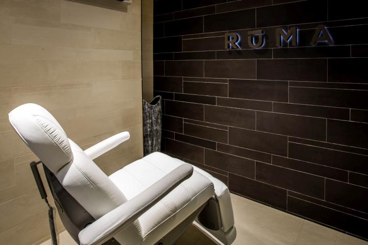 英国ruma美发美容终端形象设计