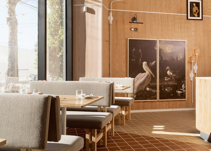 Savio volpe restaurant by ste marie vancouver canada