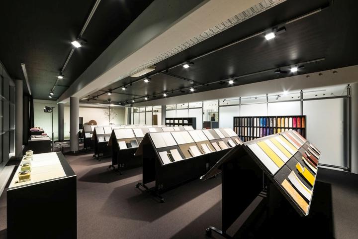Showroom Blaha Office, Korneuburg Österreich