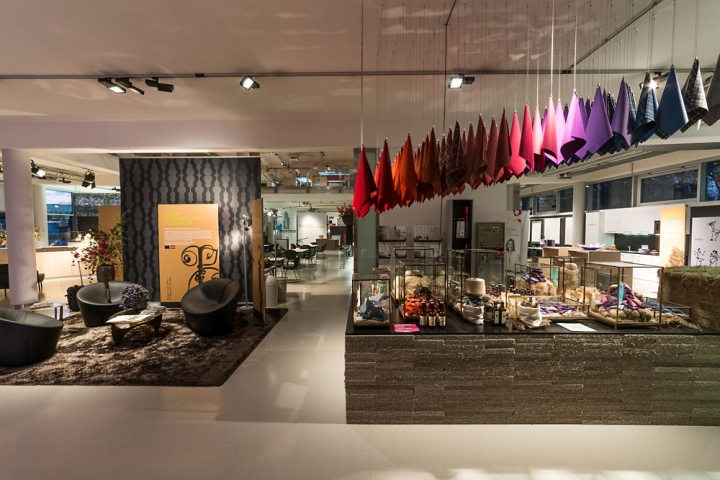 lighting/showroom/spaces/store design & lighting system