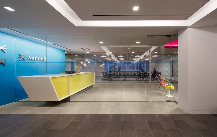 Summit consulting offices by dbi architects washington dc for Modern design consulting engineering office