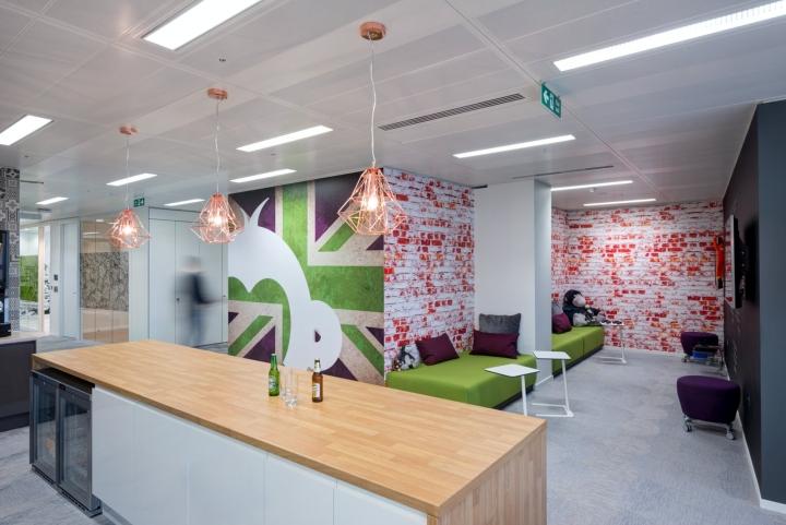 187 Surveymonkey Offices By Oktra London Uk