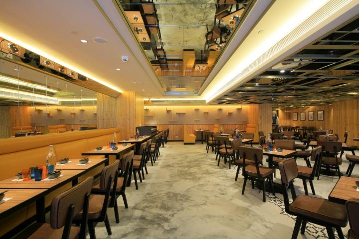 Tang² restaurant by mas studio limited hong kong retail