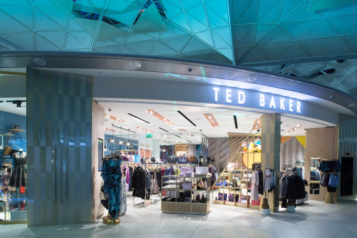 ed52666a6 » Ted Baker Store by Rosanna Lilly London UK 04