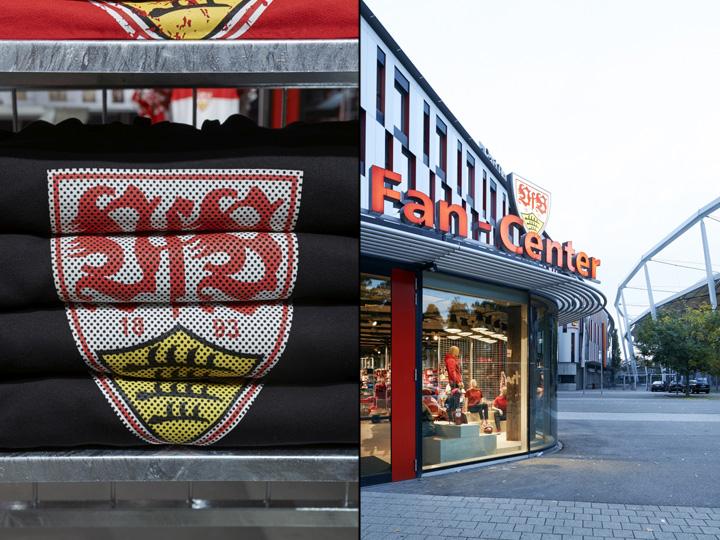 Vfb Stuttgart Fan Center Store By Blocher Blocher