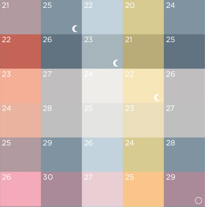 Calendar Planner Wallpaper : Calendar design wallpaper year planner by all the fruits