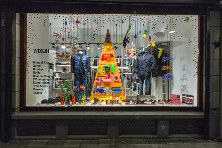 Visual merchandising retail design blog for Show window designs