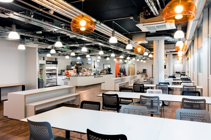 187 Easyjet Offices Amp Training Facility By Area Sq At