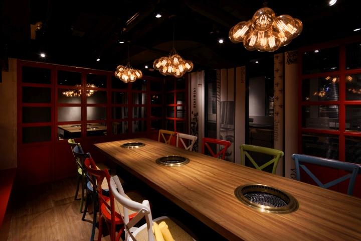 298 Nikuya Kitchen TST By STUDIO C8 Hong Kong
