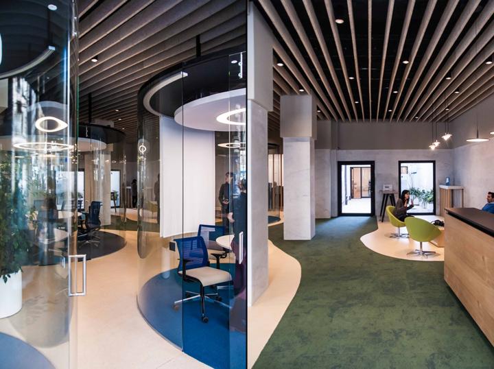 187 Aegon Chanel Advisor Office By Mvn Arquitectos