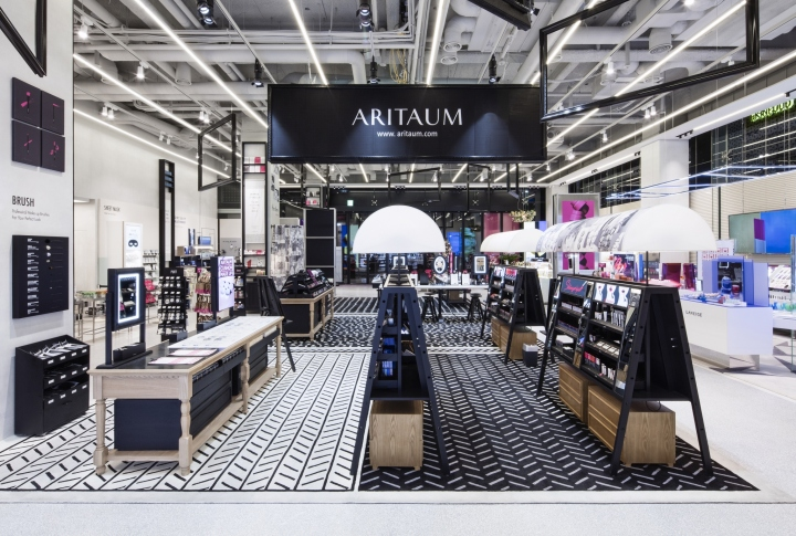 187 Aritaum Mega Shop By Betwin Space Design Amorepacific