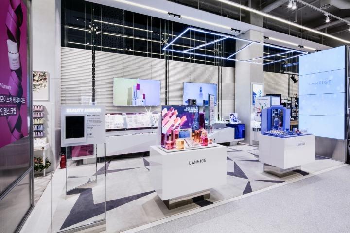 187 Aritaum Mega Shop By Betwin Space Design Amorepacific