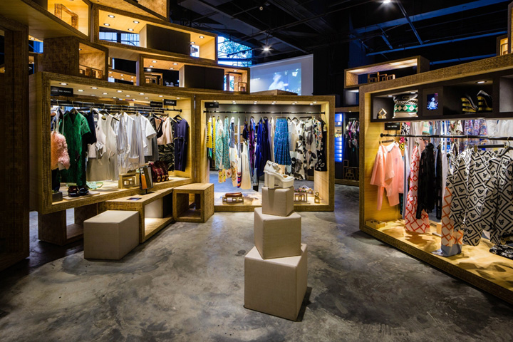187 Alter Cube Store By 3gatti Shanghai China