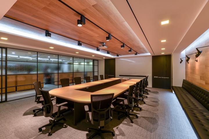 bnk asset management office by d a partners seoul south korea