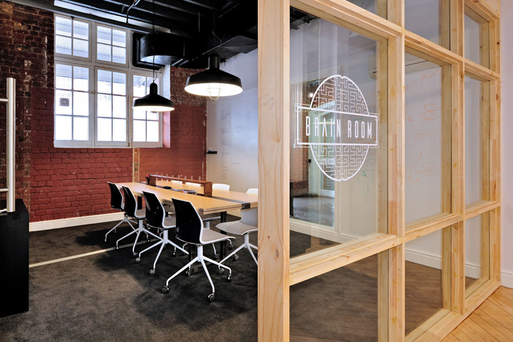 Barclays Africa Digital Development Office by dhk Cape Town