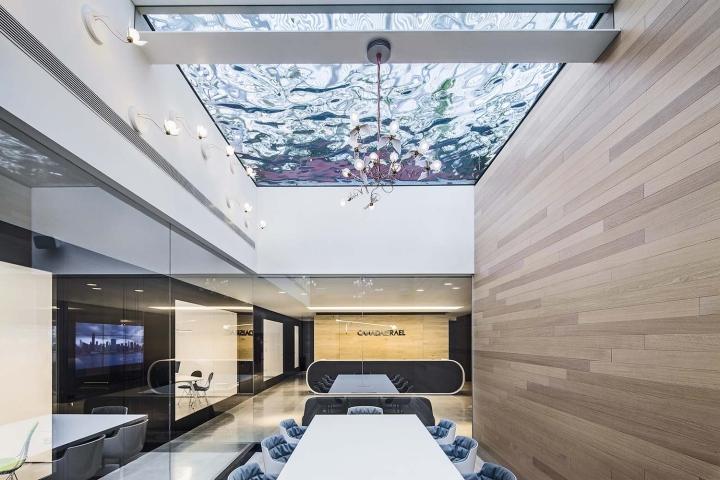 187 Canada Israel Hq By Orly Shrem Architects Herzliya Israel