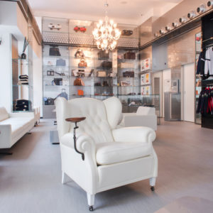 Casa Maserati Retail Store Lounge By Eview 360 Milan Italy