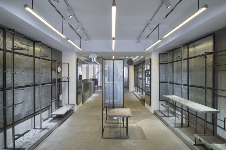 C te ciel store by linehouse hong kong retail design blog for 7047 design hotel