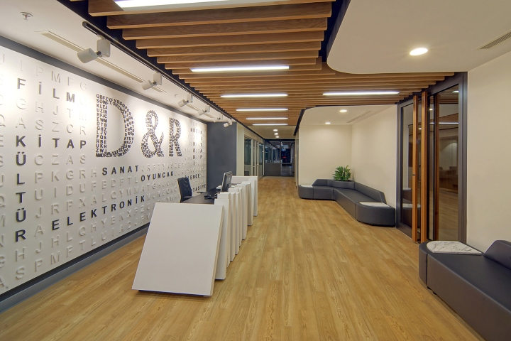 Office Design Blogs D&r Headquartersoso Architecture Istanbul  Turkey » Retail .