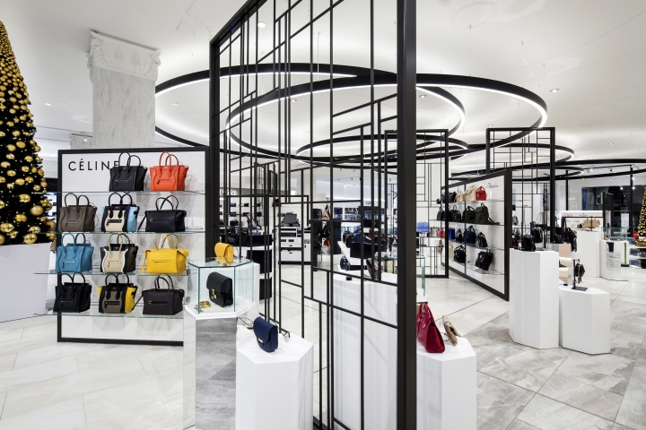 187 David Jones Flagship Store By Dalziel Amp Pow Melbourne