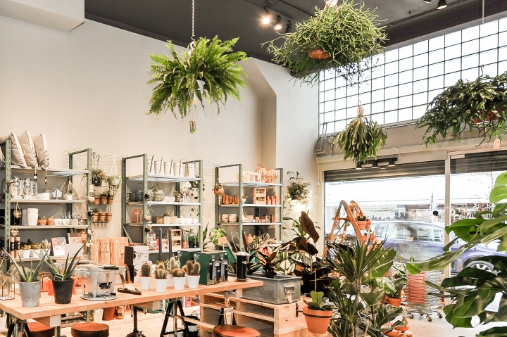 De balkonie store by studio mokum amsterdam netherlands Interior design shops amsterdam