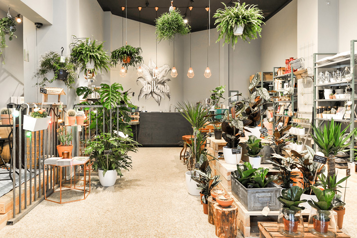 De Balkonie Store By Studio Mokum Amsterdam Netherlands