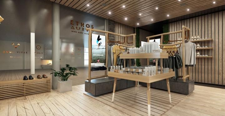Fitness Studio Design - Home Design